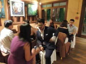 Speed Networking with Bangkok Entrepreneurs