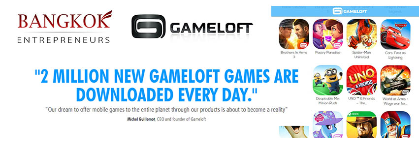 Gameloft on Facebook2